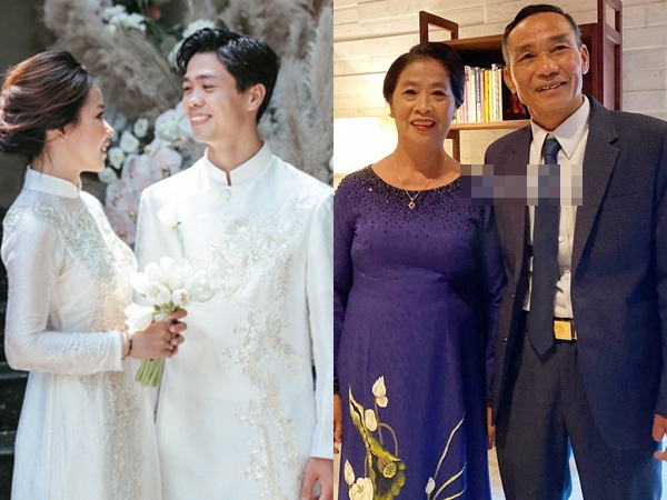 HOT: Công Phượng, Viên Minh đã đến khách sạn nhưng giữ kín hình ảnh tuyệt đối bằng lối đi riêng, bố mẹ chú rể tiết lộ bất ngờ về nàng dâu mới
