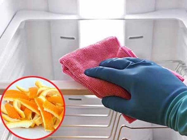 Khử sạch mùi hôi tủ lạnh với 4 bí kíp cực đơn giản này