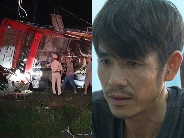 Lời khai của tài xế trong vụ lật xe ở Đắk Lắk khiến hàng chục người thương vong