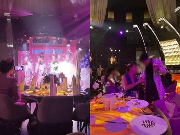 Mạnh tay chi hơn 750 triệu đồng tổ chức sinh nhật trong thời điểm dịch covid-19 căng thẳng ở Sài Gòn, anh chàng nhận cái kết vô cùng đắng và khó lường từ các khách mời