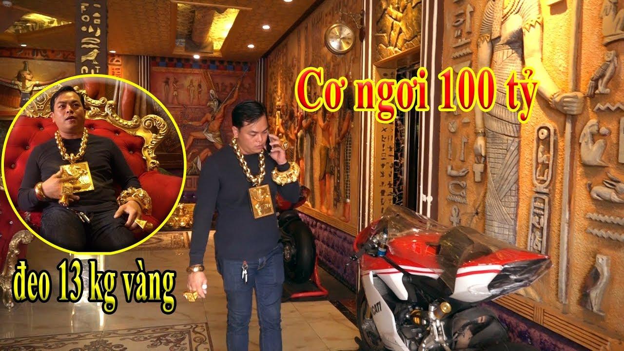 Phúc XO khoe phòng karaoke trị giá 6 tỷ hiện đại nhất Việt Nam