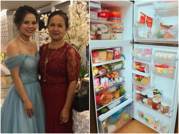 Chiếc tủ lạnh khi vắng nhà 4 ngày của mẹ chồng khiến con dâu nghẹn ngào