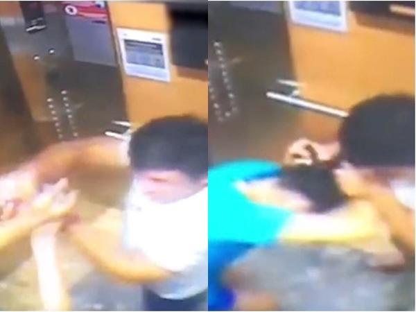 Người đàn ông giật tóc, xịt cồn vào mặt phụ nữ khi bị nhắc nhở đeo khẩu trang trong thang máy là phi công