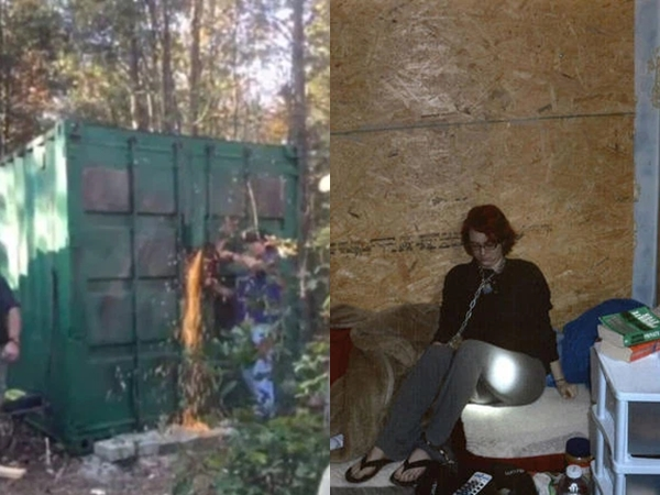 Người phụ nữ bị xích trói và cưỡng bức trong container suốt 2 tháng trời, cuộc sống sau khi được giải cứu còn đáng thương hơn