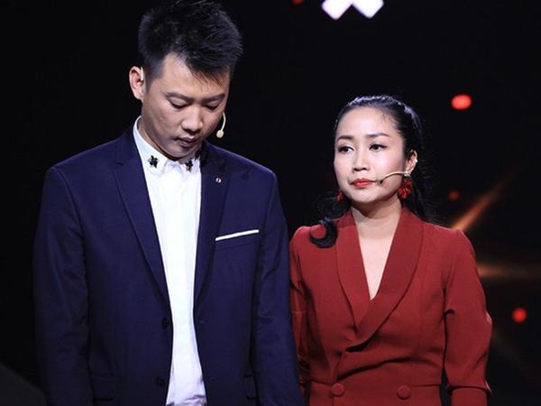 Ốc Thanh Vân: 'Chồng tôi đã từng đi với người thứ ba'