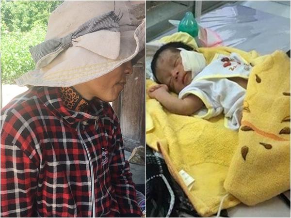 Vụ vợ chôn con mới sinh trong vườn tràm: Người chồng lên tiếng