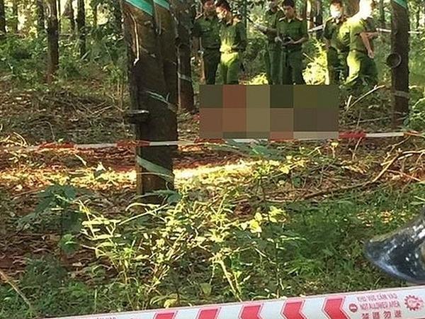Phát hiện thi thể cô gái 17 tuổi bị trói tay chân, nghi bị xâm hại trước khi chết