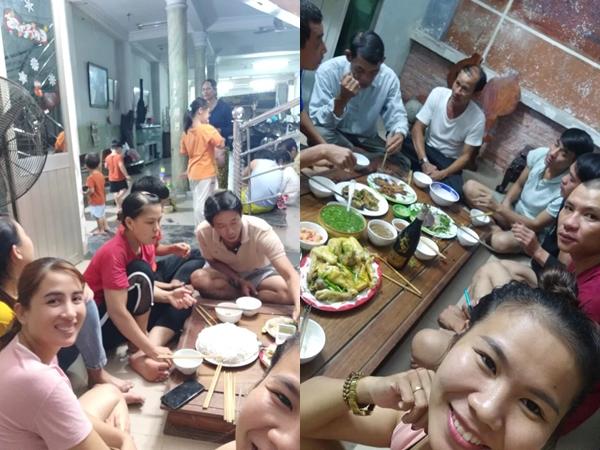 Quảng Nam: Người phụ nữ cho gần 20 bà con trú ẩn trước cơn bão số 9, còn chiêu đãi ăn uống thịnh soạn khiến ai cũng ấm lòng