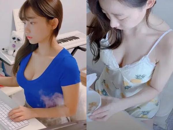 Quay lại vlog một ngày ở nhà, cả ăn, ngủ, tắm, nữ Youtuber xinh đẹp khiến cộng đồng mạng choáng váng