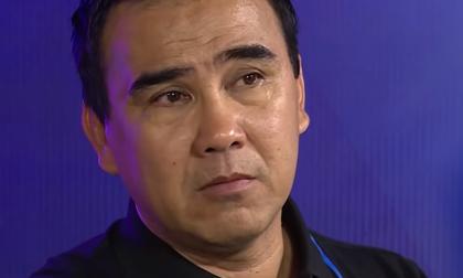 Quyền Linh nghẹn ngào nhớ về thời gian khó: 'Chết sống gì cũng bám vào Sài Gòn để có thể thay đổi, bởi vì nghèo quá'