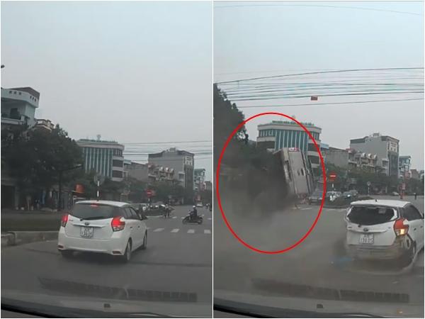 Clip sốc: Kinh hoàng cảnh 'xe điên' gây tai nạn liên hoàn khiến một người tử vong