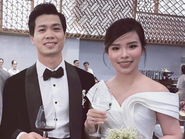Tại sao đám cưới Công Phượng - Viên Minh phải tổ chức kín đáo?