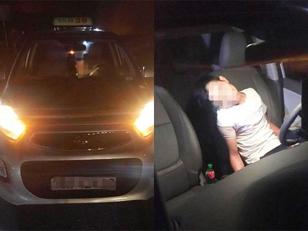 Đang phát live stream trên Facebook, tài xế taxi bất ngờ tấp xe vào lề đường rồi tử vong