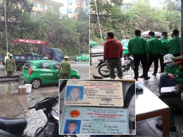 Thái Nguyên: Phát hiện thi thể tài xế taxi trong xe lúc rạng sáng
