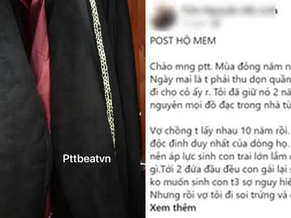 Tâm sự của người đàn ông mất vợ khi cố sinh con trai nối dõi khiến cộng đồng mạng rơi nước mắt