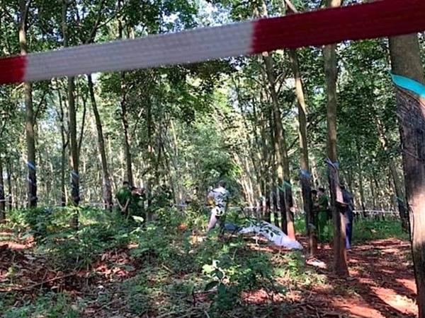 Vụ thiếu nữ 16 tuổi chết lõa thể trong rừng cao su: Bắt nghi phạm 17 tuổi
