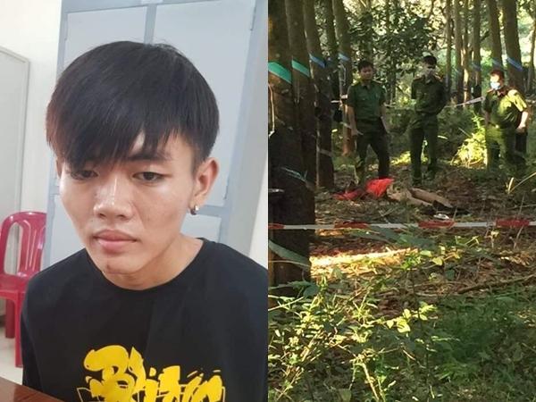 Vụ thiếu nữ 16 tuổi chết lõa thể trong rừng cao su: Hé lộ chân dung nghi phạm