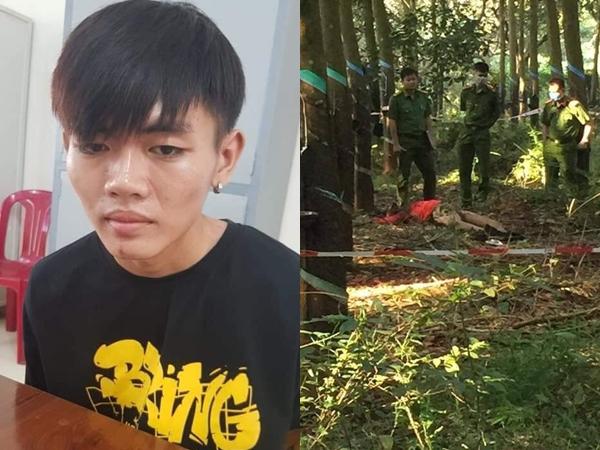 Vụ thiếu nữ 16 tuổi chết lõa thể trong rừng cao su: Hé lộ lời khai nghi phạm 17 tuổi