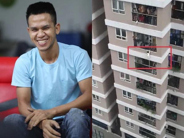 Thưởng nóng cho người hùng cứu bé gái rơi từ tầng 13 chung cư ở Hà Nội