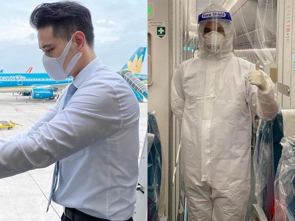 """Tiếp viên vừa trở về từ chuyến bay đến Guinea Xích Đạo: """"Ai cũng sợ, cũng lo, nhưng chúng ta đã dám làm một điều vô cùng đẹp"""""""