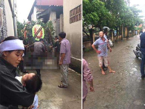 Tình người trong vụ anh ruột thảm sát cả nhà em trai: Người dân chung tay vắt sữa cho bé gái hơn một tháng tuổi đã vĩnh viễn mất mẹ