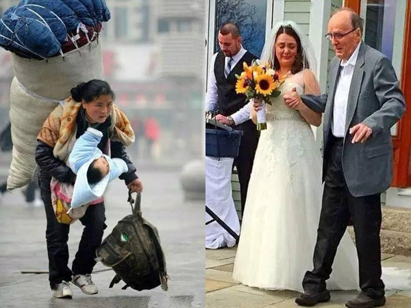 Loạt ảnh chứng minh tình yêu cha mẹ dành cho con là vĩ đại nhất trên đời, ai xem xong cũng phải bật khóc xúc động