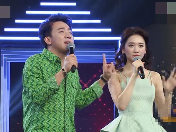 Trấn Thành bị nhắc nhở: 'Đừng bỏ bê Hari Won như thế'