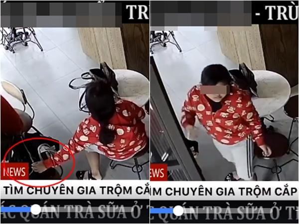 TPHCM: Bé gái 13 tuổi trộm cắp chuyên nghiệp tại hàng loạt cửa hàng trà sữa khiến dân mạng phẫn nộ