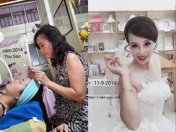 Tự tin khoe ảnh lão hóa ngược, cô dâu 63 tuổi ở Cao Bằng khiến ai nấy bất ngờ khi lộ mặt mộc 6 năm về trước
