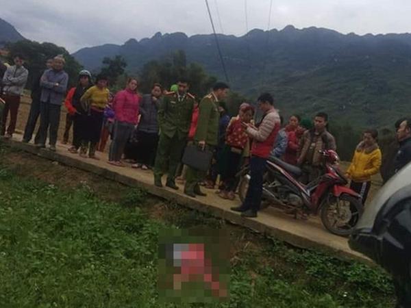 Mẹ trẻ tử vong bất thường giữa cánh đồng, bỏ lại con thơ 5 tuổi