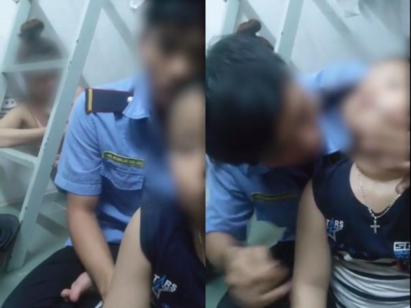 Vợ dẫn con trai đến nhà bồ nhí của chồng đánh ghen, dân mạng phản ứng ngược