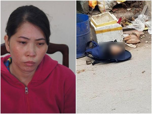 Hàng xóm hãi hùng kể lại đêm người chồng bị vợ sát hại, chặt đầu vứt vào thùng rác