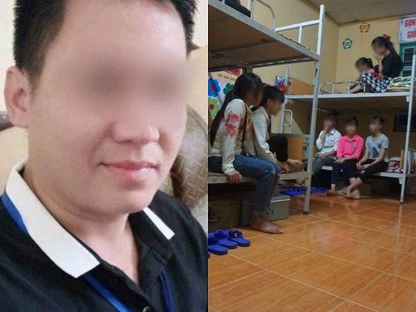 Thầy giáo bị nghi làm nữ sinh lớp 8 mang thai từng khẳng định rất ghét những kẻ xâm hại trẻ em