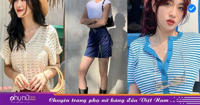 Áp dụng 'phương châm' 'thời trang phang thời tiết', chị em có thể diện đẹp 3 kiểu đồ này trong ngày hè