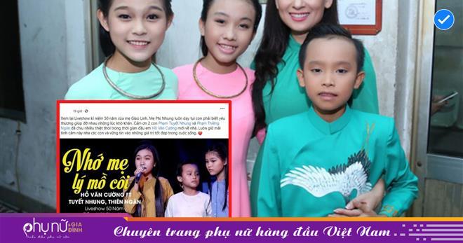 2 con nuôi của Phi Nhung chịu nhiều thiệt thòi khi Hồ Văn Cường chuyển về sống chung?