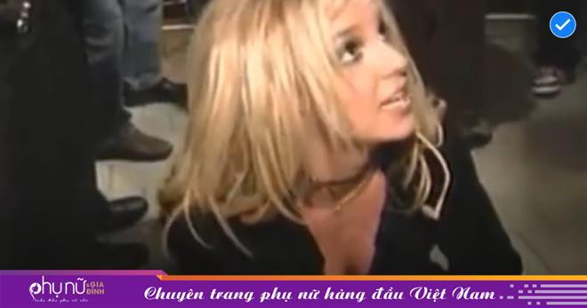 Clip 'nô lệ' Britney Spears 'bù lu bù loa', cật lực làm việc đến 'rụng tay rụng chân' sau cánh gà khiến cộng đồng phẫn nộ