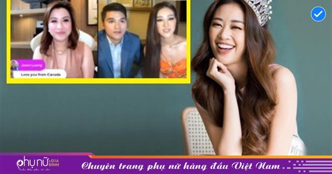 Hoa hậu Khánh Vân mang câu chuyện chống xâm hại tình dục trẻ em gái ra đấu trường quốc tế