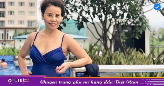 Ngoài tuổi lục tuần, mẹ Hà Hồ vẫn trẻ trung, sành điệu, chơi 'thể thao mạo hiểm' không thua kém thanh niên