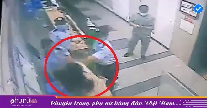 Một phụ nữ hành hung bảo vệ chung cư ở TP.HCM khi bị nhắc nhở đeo khẩu trang