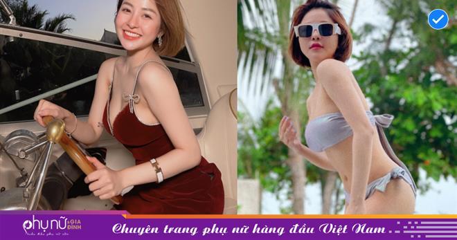 Sau sự cố lộ clip 'giường chiếu', hot girl dược sĩ Hà Thành kín hở hờ hững, khéo khoe vòng 1 căng tròn khiến người người đổ rạp