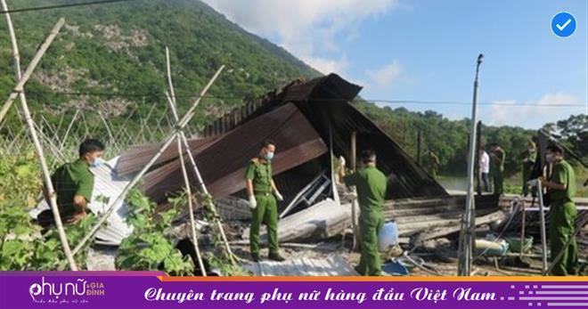 Vụ án kinh hoàng trong chòi dưa leo ở Tây Ninh: Kẻ thủ ác giết người, đốt xác phi tang vì mâu thuẫn