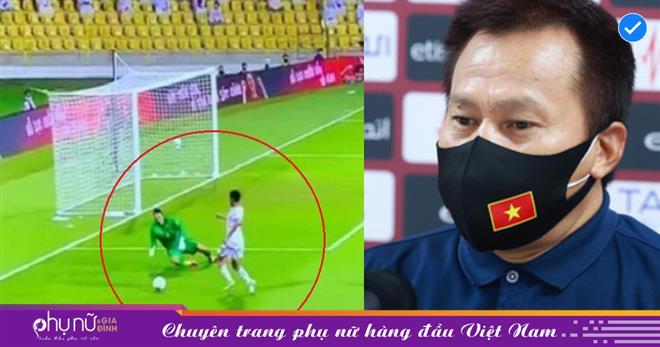 Trợ lý Lư Đình Tuấn: 'Chúng tôi chấp nhận quyết định trọng tài'