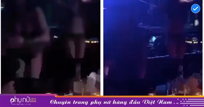 Rò rỉ clip nhạy cảm được cho là từ quán bar Sunny - 1 trong 2 'ổ dịch' của Vĩnh Phúc, công an vào cuộc điều tra làm rõ