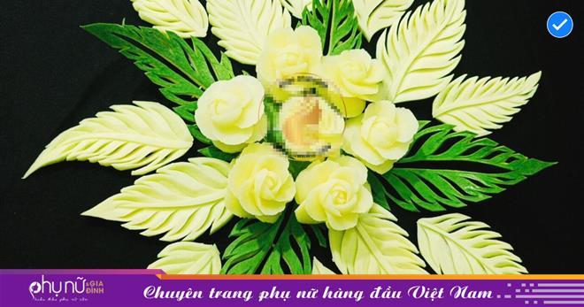 'Chị đẹp' mời gọi ăn xoài 'giải nóng mùa hè', dân tình lác mắt với kỳ quan hoa lá xanh mướt