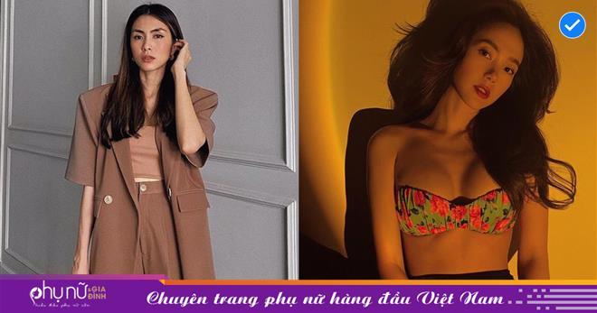 Ở nhà chống dịch, Tăng Thanh Hà vẫn 'lên đồ' sang chảnh, Minh Hằng 'nóng phát ngất' với những bức ảnh 'ngàn like'