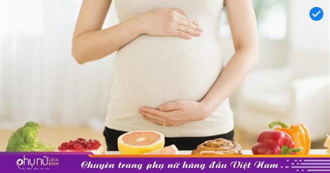 Bí quyết 'vàng' giúp thai nhi tăng cân tốt nhưng mẹ vẫn giữ được vóc dáng chuẩn trong suốt thai kỳ