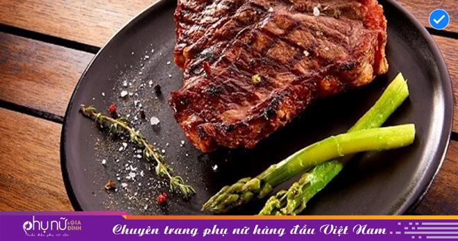Thịt bò rất tốt, nhưng khi ăn phạm phải những sai lầm này thì rất tiếc, mọi người phải biết mà tránh xa để bảo vệ sức khỏe