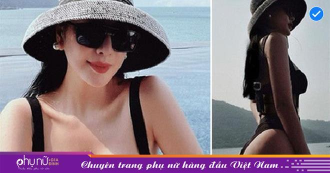 Dân tình XỐN XANG trước THẦN THÁI hơn người cùng VÓC DÁNG vô cùng nóng bỏng của nàng rich kid tại Việt Nam