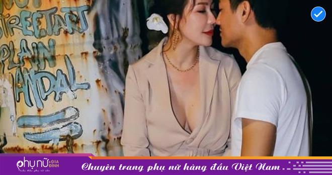 Vợ đại gia 7x của Quý Bình bày tỏ mong muốn sinh con cho chồng trẻ