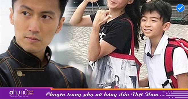 Tiết lộ số tiền khủng phụ cấp nuôi con Tạ Đình Phong hàng tháng đưa cho Trương Bá Chi, liệu Vương Phi có ghen?